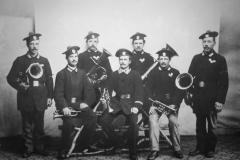 VPKn soittokunta n. v.1903